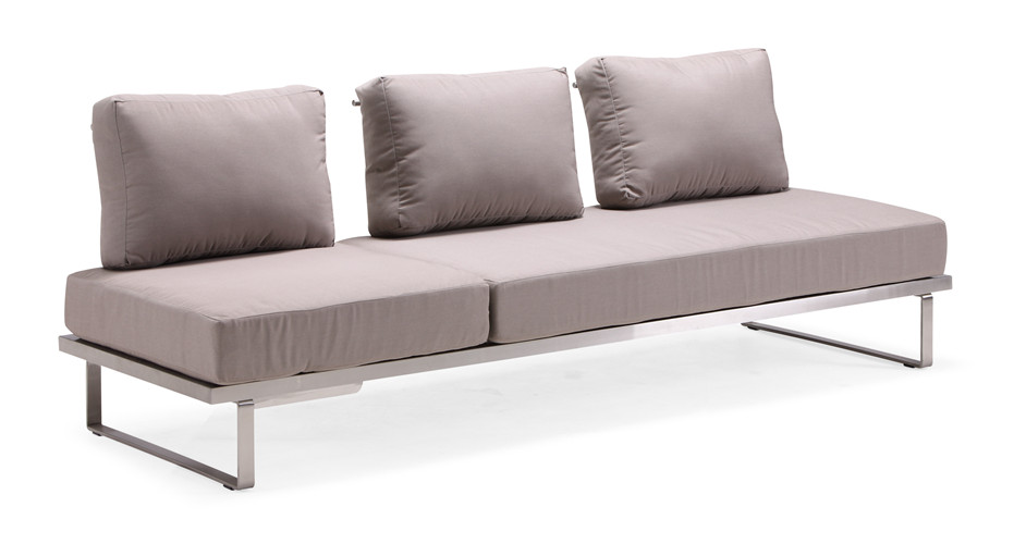 Outdoor sectional sofa chaise lounge(SC010T3)