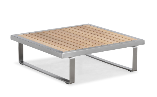 Teak outdoor square coffee table(T024MJ)