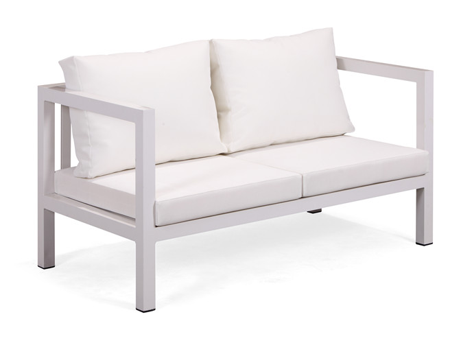 Outdoor sectional sofa with armrest(S024AF2)